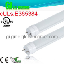 UL CUL CE ROHS approved LED fluorescent Tube lamp t6