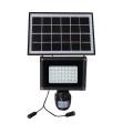 Солнечной энергии видеонаблюдения IP-камера HD беспроводной пир лампы с светодиодный Прожектор