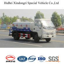 8ton 8cbm Dongfeng Euro 4 Water Tank Sprinkling Truck