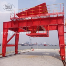 Railway Mobile Dust Proof Hopper