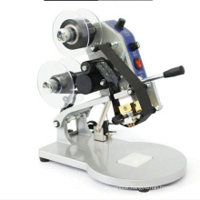 Expiry date stamp DY8 hot stamping  foil ribbon expiry date printing machine