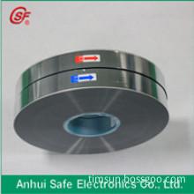 Aluminum metallized polypropylene film