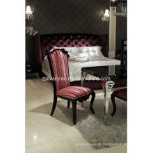 Cadeira de assento de tecido estilo pós-moderno (LS-310B)