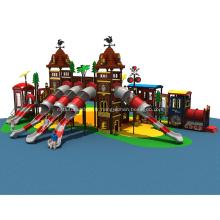 2018 Egoalplay Kids Aire de jeux extérieure Large Play Set