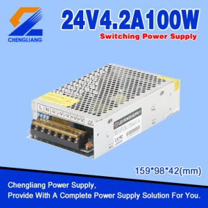 24V 100W LED SMPS For LED Strip
