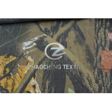 Impression de camouflage de forêt jaune 100% coton (ZCBP251)