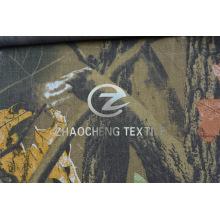 100% algodão amarelo floresta camuflagem impressão (zcbp251)