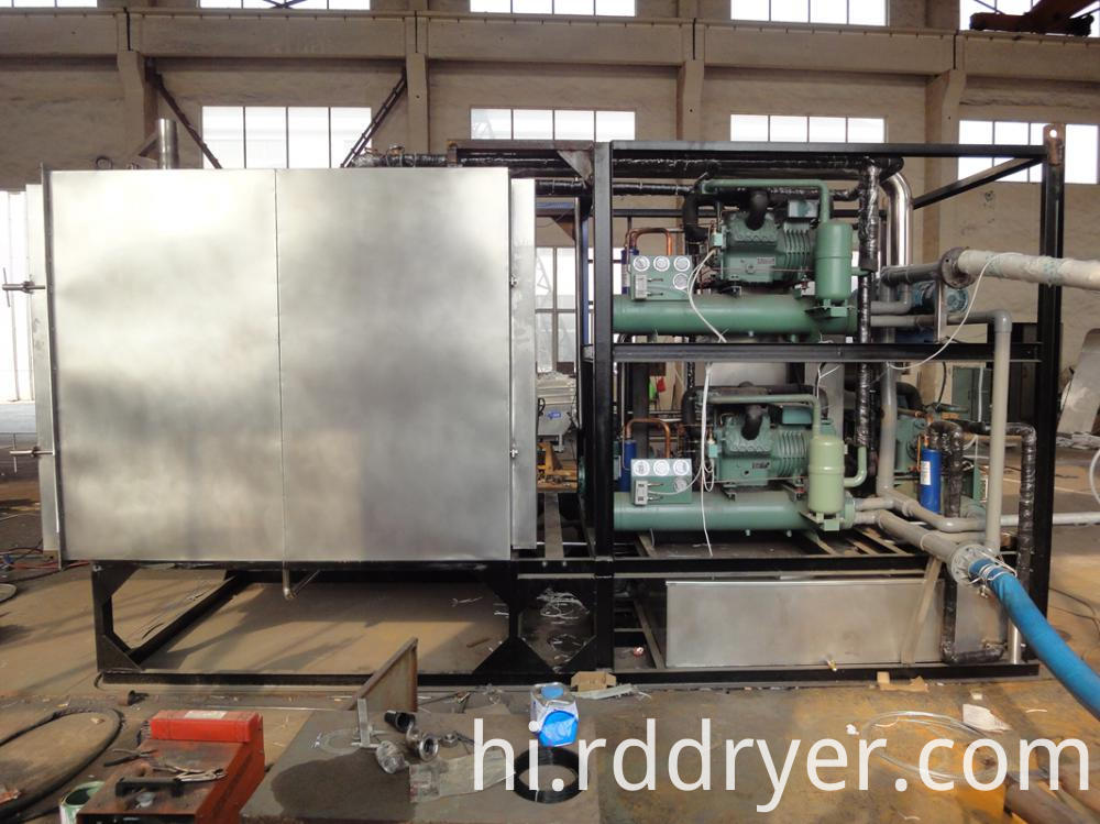 Microwave food Vacuum food processing drying machine