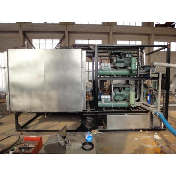 Microwave Vacuum food processing drying machine