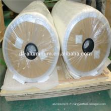 Henan Original Mirror Finish Hot Rolling Aluminium Coil