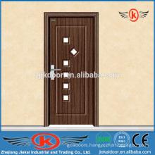 JK-P9009Modern bathroom interior pvc glass door design