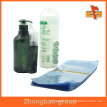 Superior transparent PVC ordinary sleeve film , PVC heat shrink film for packing