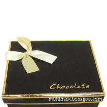 Chocolate Gift Box, Hot Stamping, Inserting