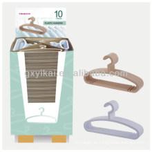 Sujetador de ropa de plástico al por mayor barato