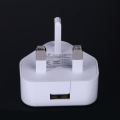 Usb power charger 4.5V1A for UK
