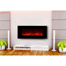 "50"" good quality home fake flame decorative fireplace"