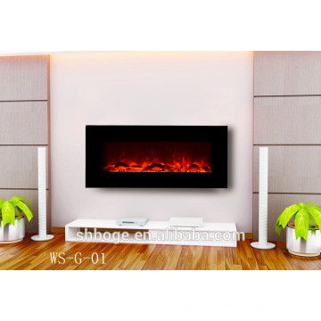 "50"" good quality home fake flame decorative fireplace"