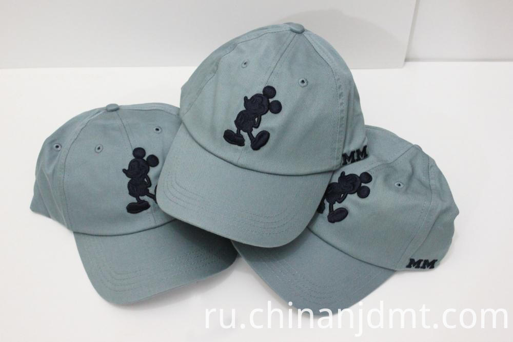 Mickey baseball caps