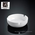 Hotel ocean line fashion elegance cendrier blanc porcelaine pt-t0535