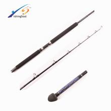 GMR095 fiber de verre canne à pêche flans meilleur vente chaude produit chinois trolling canne à pêche jeu tige
