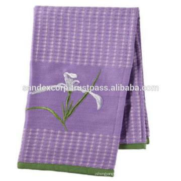 toallas de algodón / lino