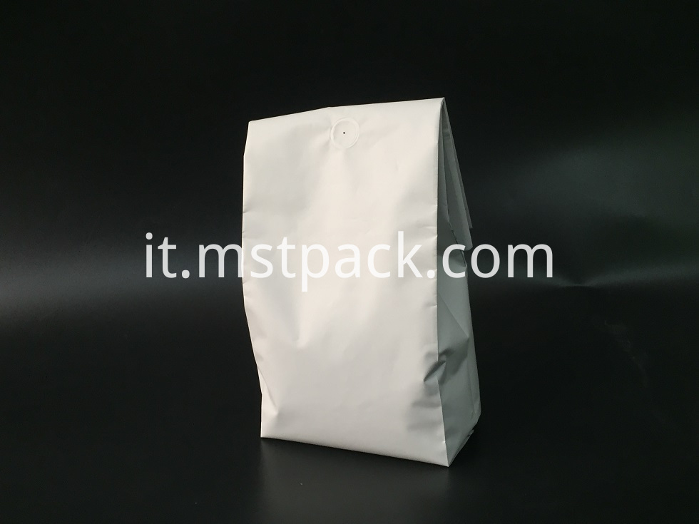 Quad Seal Bag