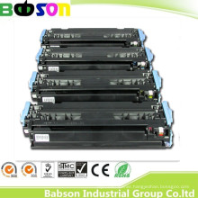 Remanufactured Color Printer Cartridge for HP Q6000/6001/6002/6003A with Ce, RoHS, ISO9001, ISO14001