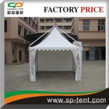 5x5m outdoor rain cover gazebo garden tent for sale