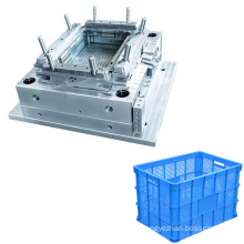 product design manufacture new mold customized service precision injection plastic crate mould