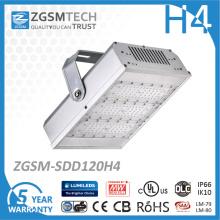 Lumière élevée de tunnel de 120W LED Lumen