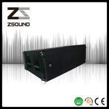 Zsound PRO Audio Double 12 '' Line Système de sonorisation