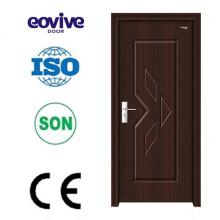 Puertas de madera de diseño popular ornamento