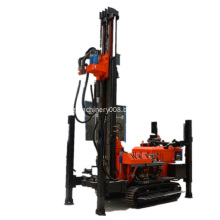 400m multifunctional hydraulic drill rig for well drilling