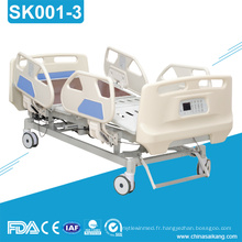 Lit réglable électrique multifonctionnel d'équipement d'hôpital de SK001-3
