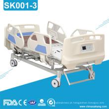 Cama ajustável elétrica Multifunction do equipamento do hospital SK001-3