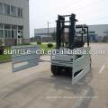 Bester Preis China Hersteller Gabelstapler mit Ballenklemme