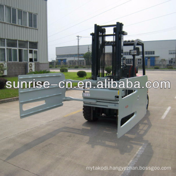 Best price china manufacturer forklift with bale clamp