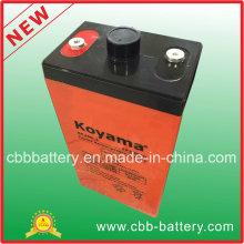 Batería de reserva estacionaria 2V 200ah para Telecom