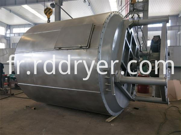 Plg Continuous Plate Dryer Machine