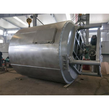 Continuous Chemical Plate Drying Machine Type Cryolite Dryer