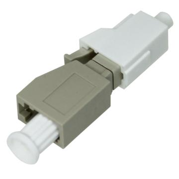 LC Multimode Fixed Fiber Optic Attenuator