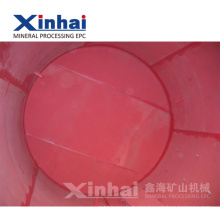 China Red Natural Latex Sheet and Rubber Lining For Mining Machine