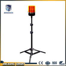 rechargeable road construction car warning flashing light