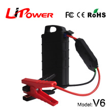 12V 10000mah 300A of 600A smart cable Vehicles jump starter power bank