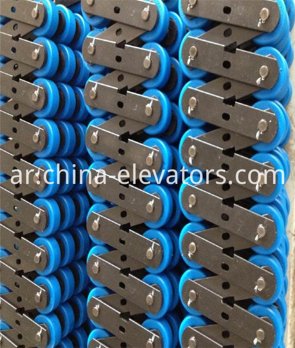 Step Chain for Schindler Escalators 9300/76*25-6204