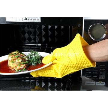 Anti-slip Silicone Baking Gloves