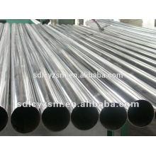Tube d'alliage de chrome de JIS SCM435 34CrMo4 pour le matériel d'échafaudage