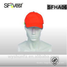 Fluorescent Hat Cap For Safety