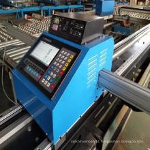Plasma CNC portátil e máquina de corte por chama