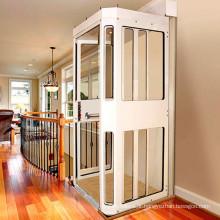Residential Integrated Precio Glass Nova Home Commercial 250kg Room Elevator